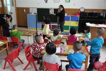 幼儿园开展开放教学活动